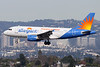 N301NV | Airbus A319-112 | Allegiant Air