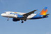 N305NV | Airbus A319-112 | Allegiant Air
