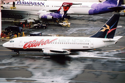 N818AL | Boeing 737-230(A) |Aloha Airlines