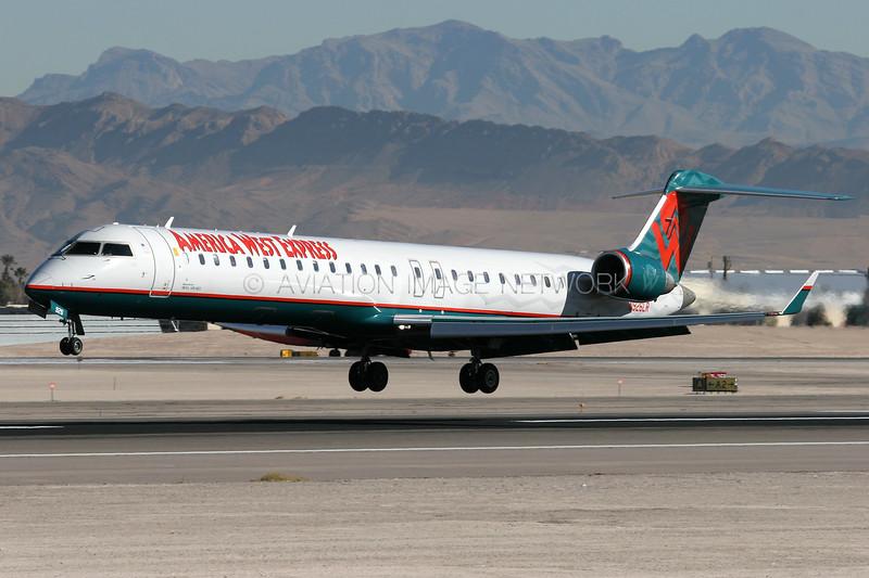 N926LR | Bombardier CRJ-900 | America West Express