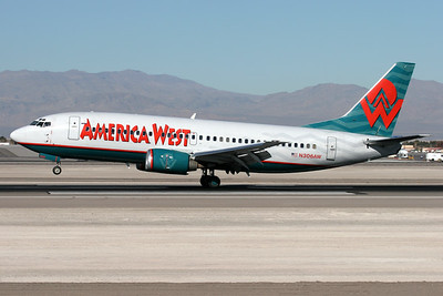 N306AW | Boeing 737-3G7 | America West Airlines