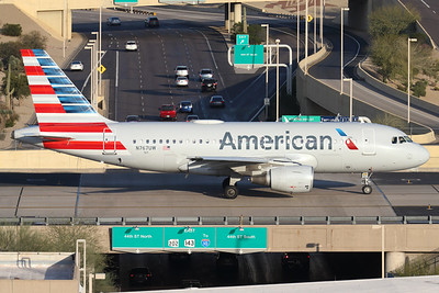N4005X | Airbus A319-112 | American Airlines