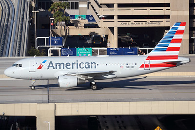 N774XF   Airbus A319-112   American Airlines