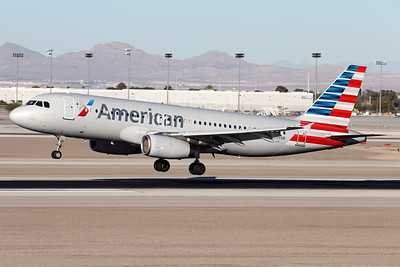 N659AW | Airbus A320-232 | American Airlines