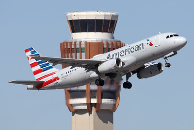N660AW   Airbus A320-232   American Airlines