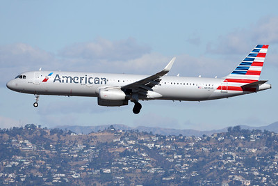 N995AN | Airbus A321-231 | American Airlines