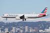 N120EE | Airbus A321-231 | American Airlines