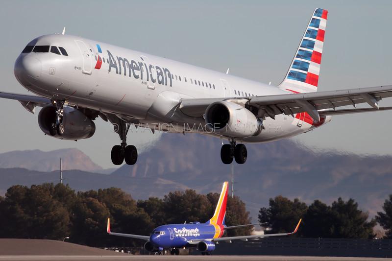 N974UY | Airbus A321-231 | American Airlines
