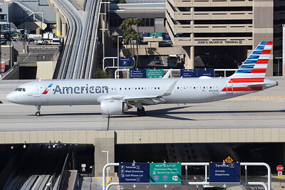 N406AN   Airbus A321-253NX   American Airlines