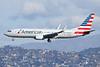 N358PW | Boeing 737-823 | American Airlines