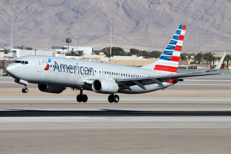 N856AN   Boeing 737-823   American Airlines