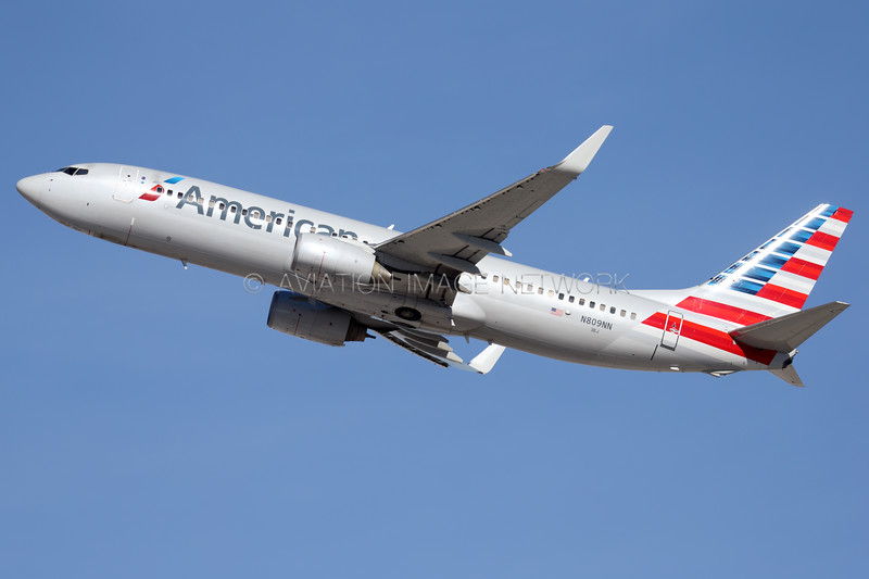 N809NN   Boeing 737-823   American Airlines