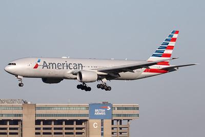 N787AL | Boeing 777-223/ER | American Airlines