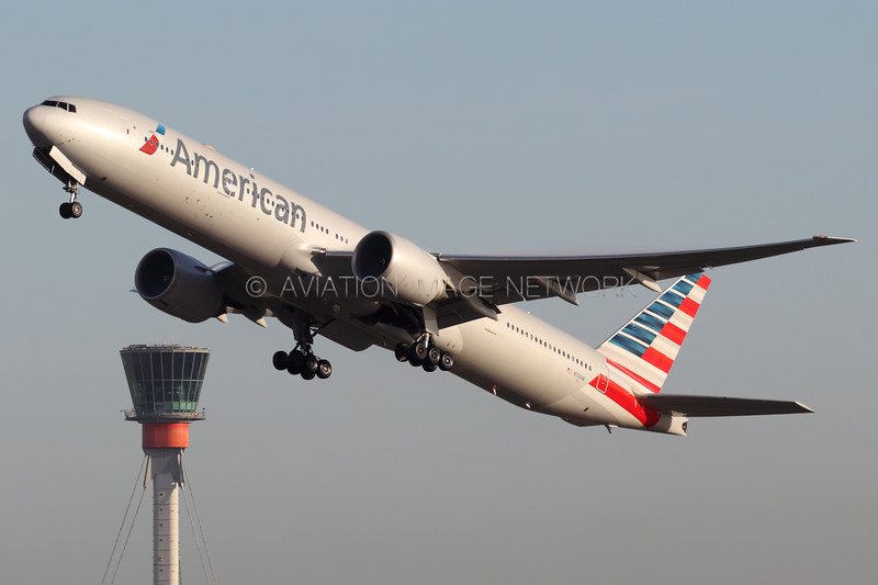 N721AN | Boeing 777-323/ER | American Airlines