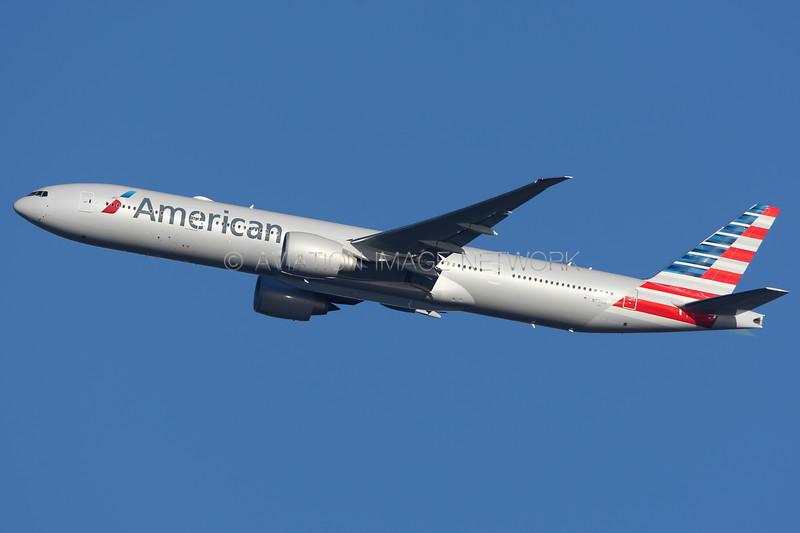 N731AN | Boeing 777-323/ER | American Airlines