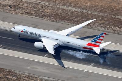 N833AA | Boeing 787-9 | American Airlines