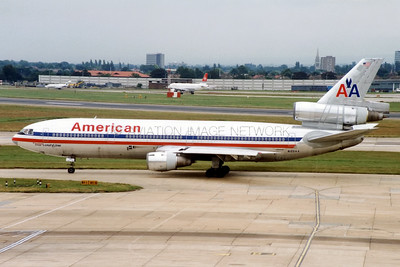 N125AA | McDonnell Douglas DC-10-30 | American Airlines