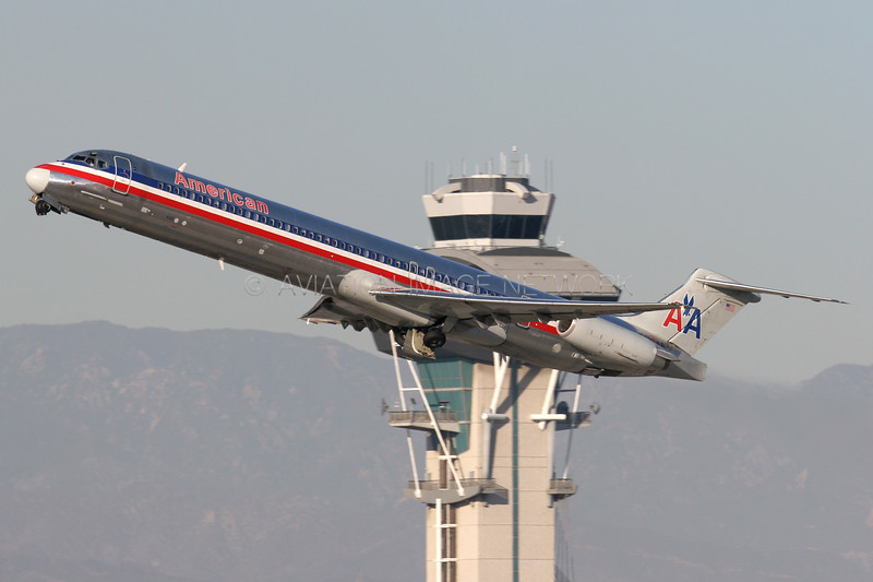 N409AA | McDonnell Douglas MD-82 | American Airlines