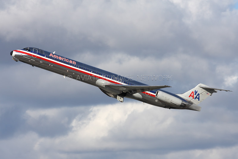 N405A | McDonnell Douglas MD-82 | American Airlines
