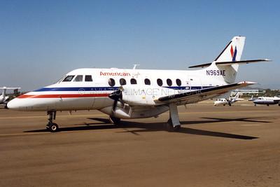 N969AE | British Aerospace BAe 3201 Jetstream Super 31 | American Eagle