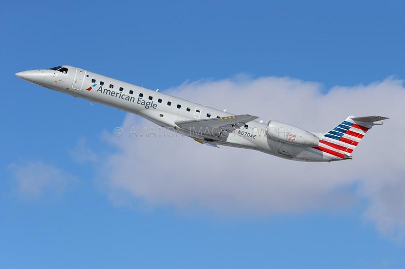 N670AE   Embraer ERJ-145LR   American Eagle (Envoy Air)