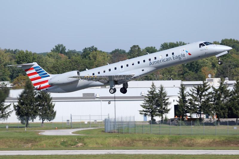 N659AE | Embraer ERJ-145LR | American Eagle (Piedmont Airlines)