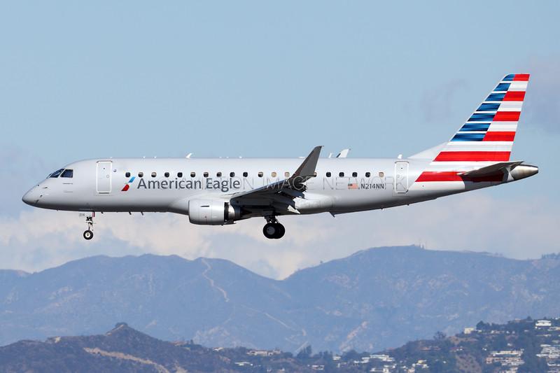 N214NN | Embraer ERJ-175LR | American Eagle (Compass Airlines)