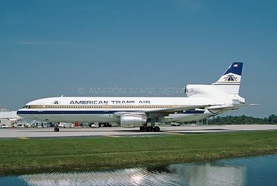 N185AT | Lockheed L-1011-50 TriStar | American Trans Air