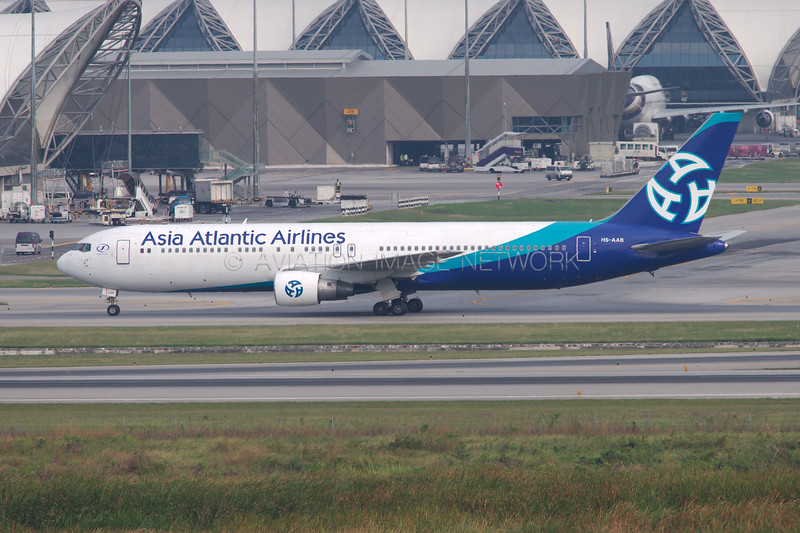 HS-AAB | Boeing 767-383/ER | Asia Atlantic Airlines