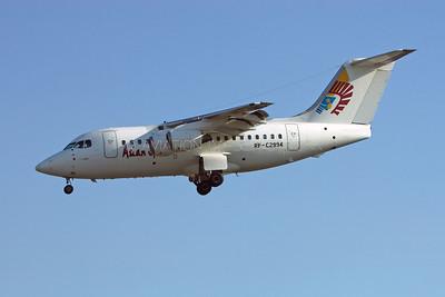 RP-C2994 | British Aerospace 146-100 | Asian Spirit
