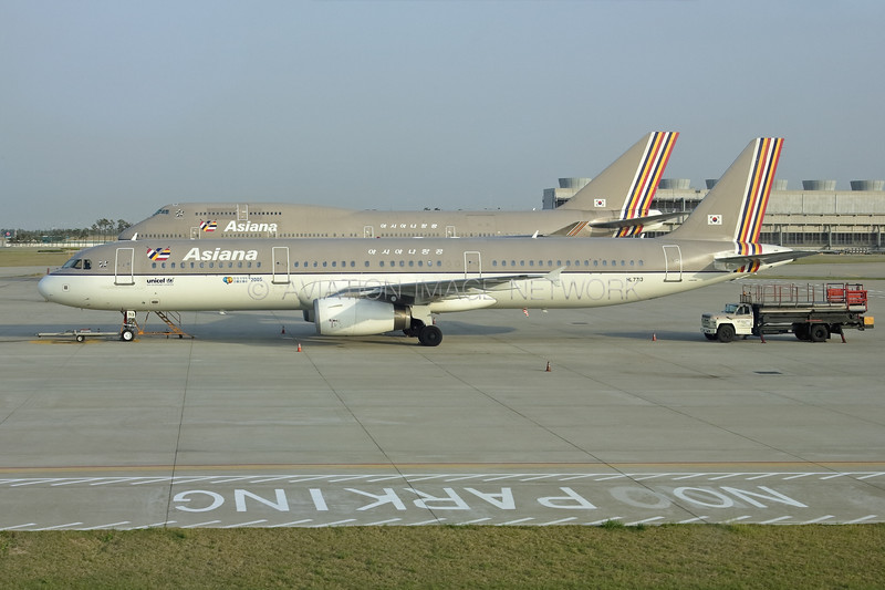 HL7713 | Airbus A321-231 | Asiana Airlines