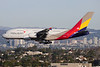 HL7641 | Airbus A380-841 | Asiana Airlines