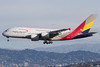 HL7626 | Airbus A380-841 | Asiana Airlines