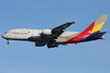 HL7625 | Airbus A380-841 | Asiana Airlines