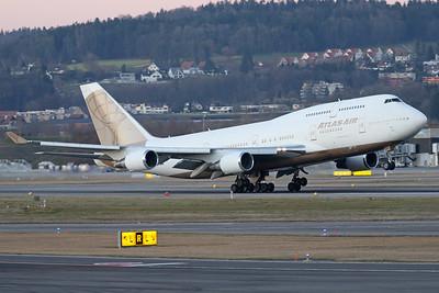 N263SG   Boeing 747-481   Atlas Air