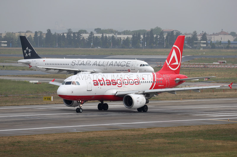 TC-ATD | Airbus A319-112 | atlasglobal