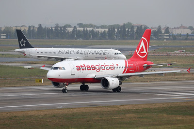 TC-ATD | Airbus A319-1112 | atlasglobal