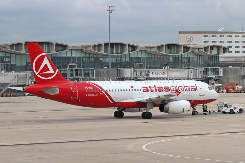 TC-AGU   Airbus A320-232   atlasglobal