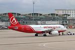 TC-AGU | Airbus A320-232 | atlasglobal