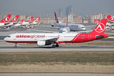 TC-ATE | Airbus A321-211 | atlasglobal