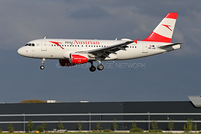 OE-LDE | Airbus A319-112 | Austrian Airlines