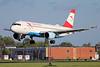 OE-LBJ | Airbus A320-214 | Austrian Airlines