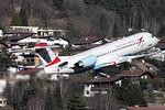OE-LVN   Fokker 100   Austrian Arrows