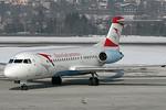 OE-LFI   Fokker 70   Austrian Arrows