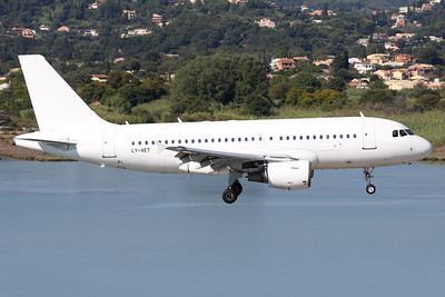 LY-VET | Airbus A319-112 | Avion Express