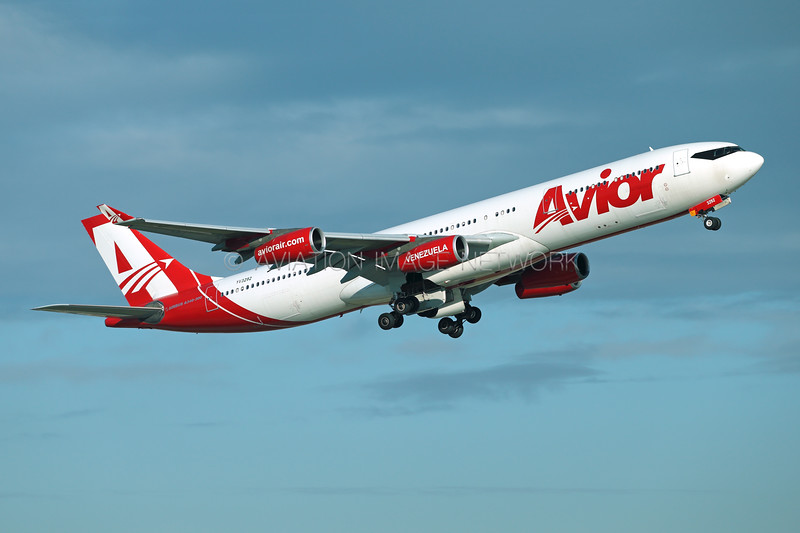 YV3292 | Airbus A340-313 | Avior Airlines