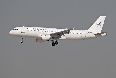4K-AZ54 | Airbus A320-211 | Azerbaijan Airlines