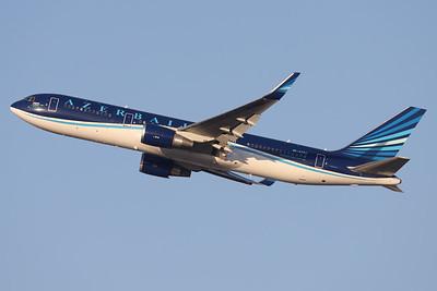 4K-AZ82   Boeing 767-32L/ER   Azerbaijan Airlines