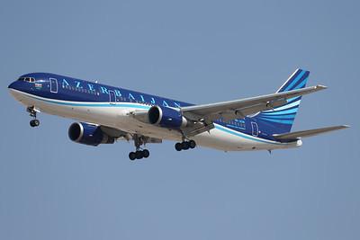 4K-AZ81 | Boeing 767-32L/ER | Azerbaijan Airlines