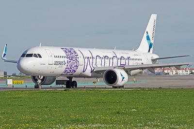 CS-TSG | Airbus A321-253N | Azores Airlines